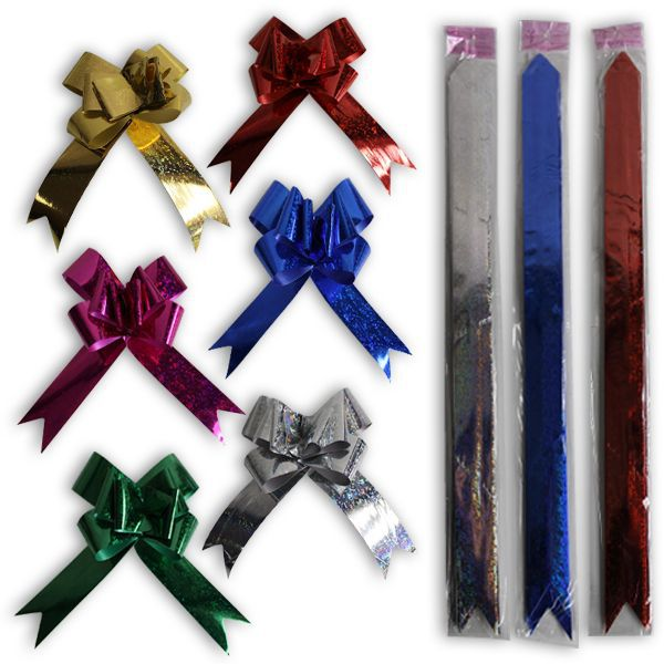 LAZO AUTOMATICO 10 UNS 30MMX470MM COLORES STDS
