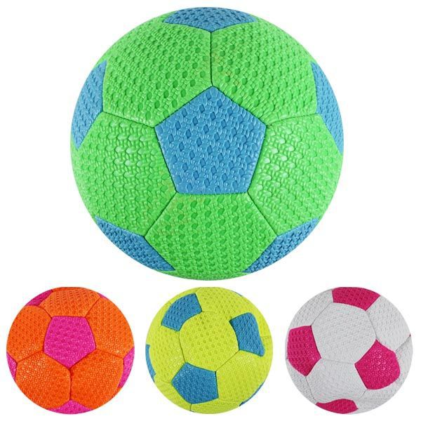 Balon futbol playa colores fluor